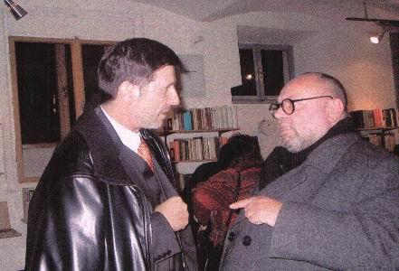 Werner brix liest brix allein im megaplexx for Bruno heilig